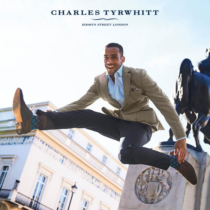 New Season Collection at Charles Tyrwhitt, Kent, Bluewater