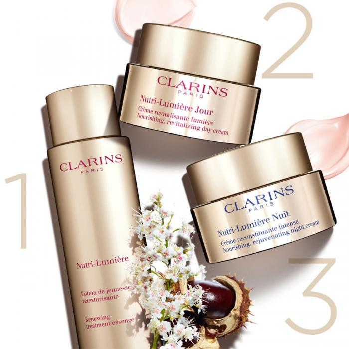 Clarins Beauty Party  at John Lewis & Partners, Bluewater, Kent