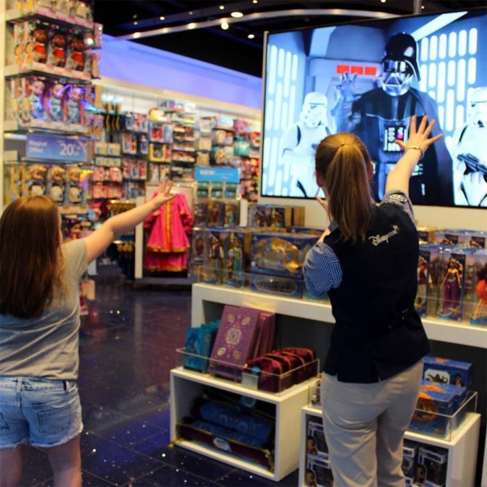 Disney Screens, Bluewater, Kent