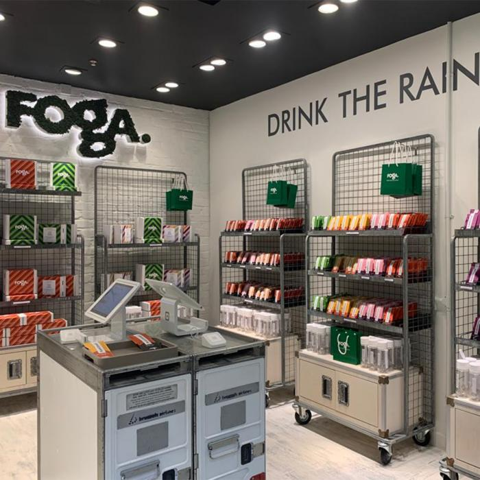 Foga Plant Shakes now open, Bluewater, Kent