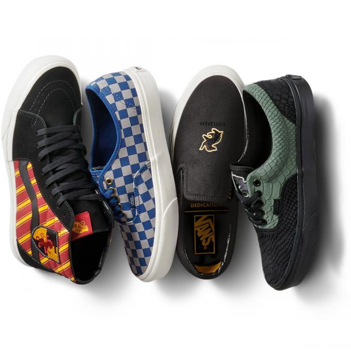 Harry Potter Vans Collection, Bluewater, Kent