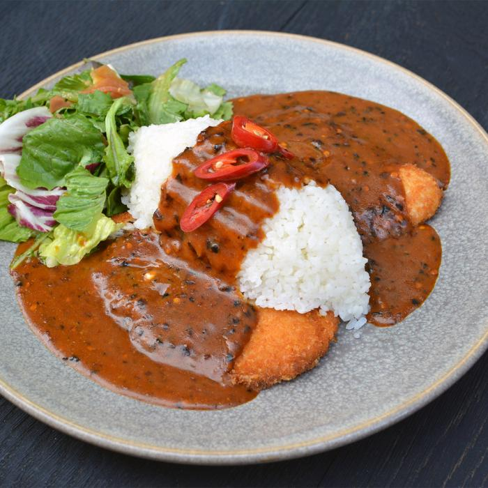hot katsu curry week at Wagamama, Bluewater, Kent