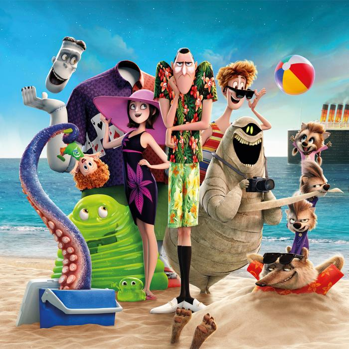 Hotel Transylvania 3: A Monster Vacation, Bluewater, Kent