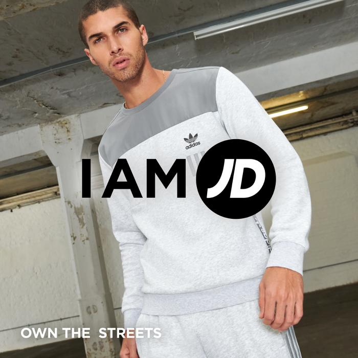 Take your style game up a level with the latest heat at JD