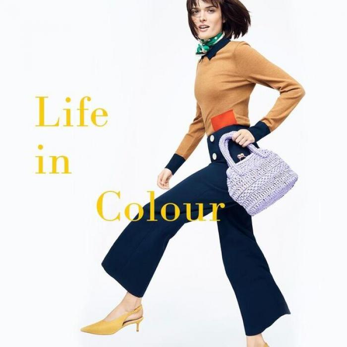 New Spring 2019 Collection at L.K.Bennett, Kent, Bluewater