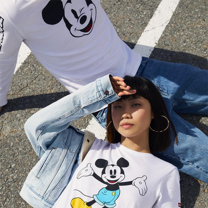 Levi's® X Mickey Mouse, Bluewater, Kent