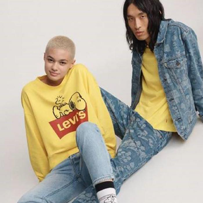Levi's®  X Peanuts Collection, Bluewater, Kent