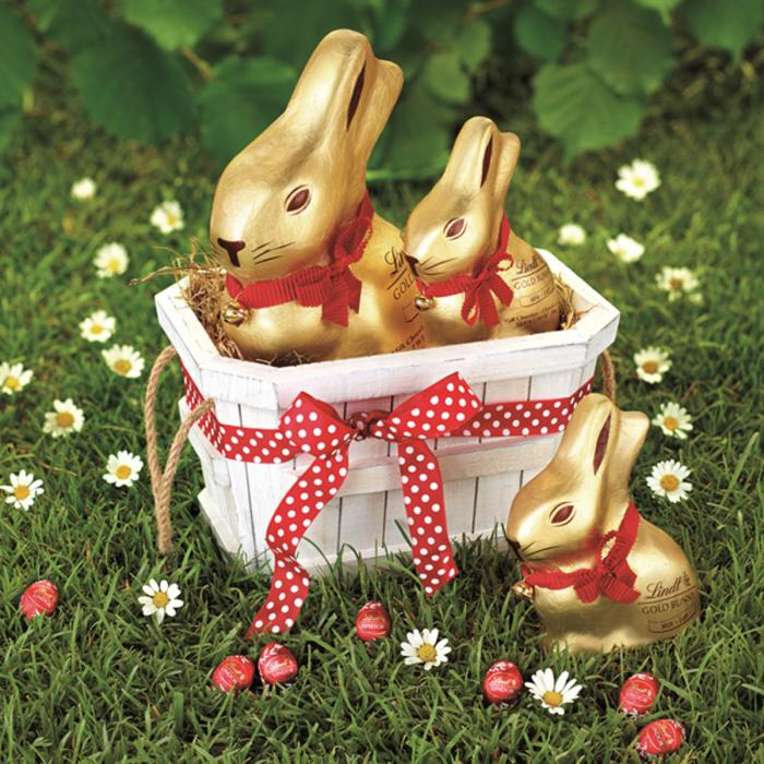 Experience the Lindt Gold Bunny Warren, Bluewater, Kent