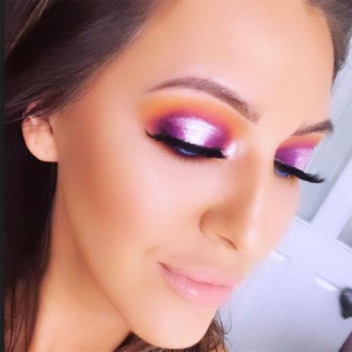 MAC eye makeup workshop, Bluewater, Kent