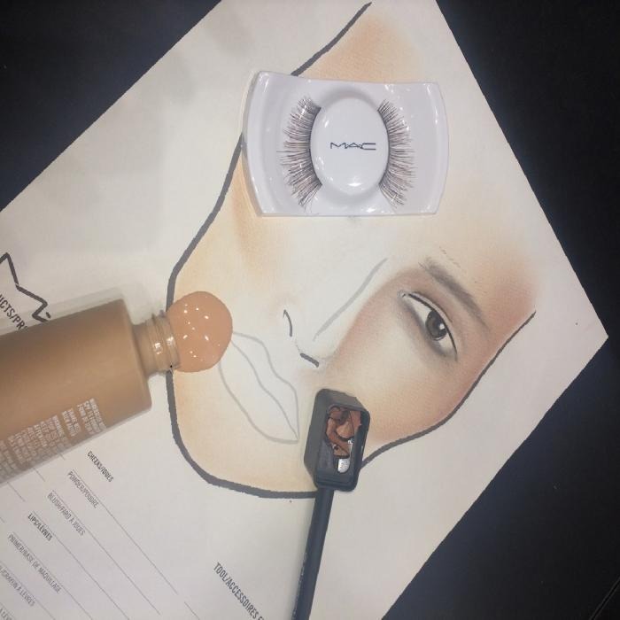 MAC Masterclass at House of Fraser, Bluewater, Kent