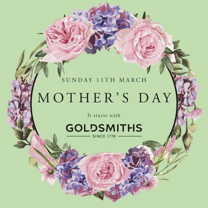Mother's Day at Goldsmiths