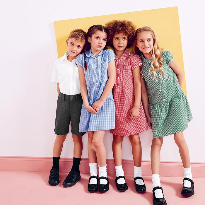 Next Kids Back To School, Bluewater, Kent
