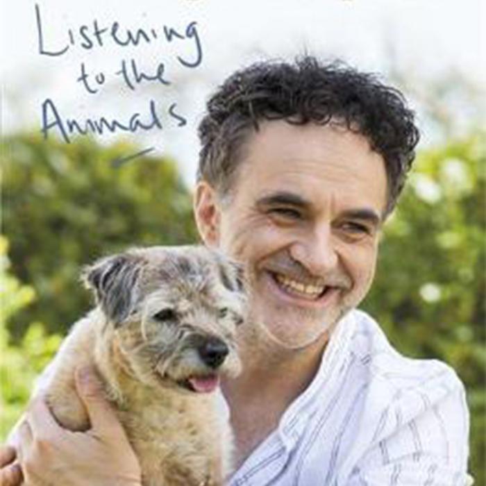 Meet Noel Fitzpatrick at Waterstones, Bluewater, Kent