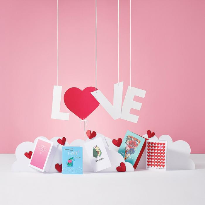 Paperchase Valentine's Gifts, Bluewater, Kent