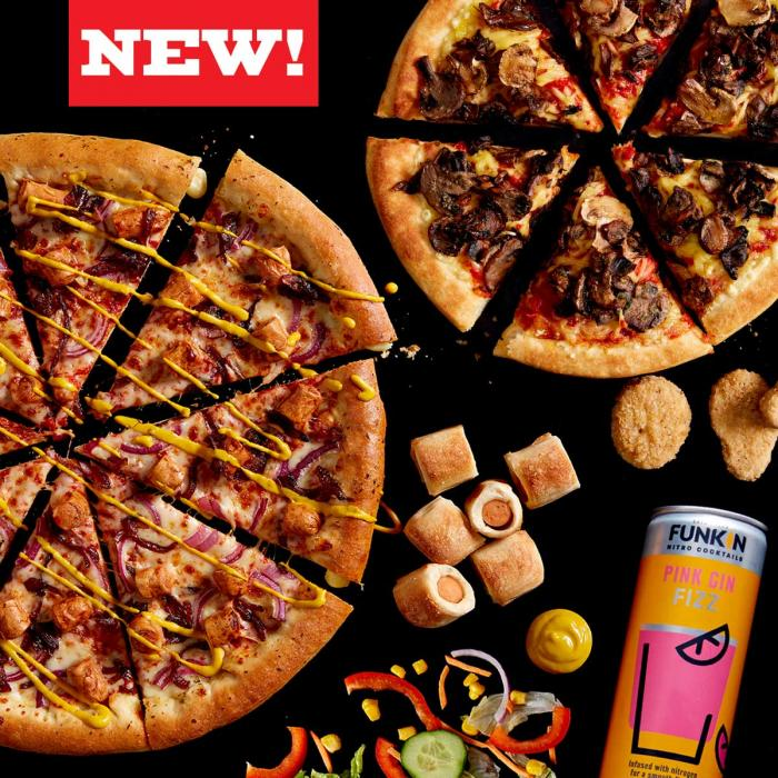 Pizza Hut New Menu, Bluewater, Kent