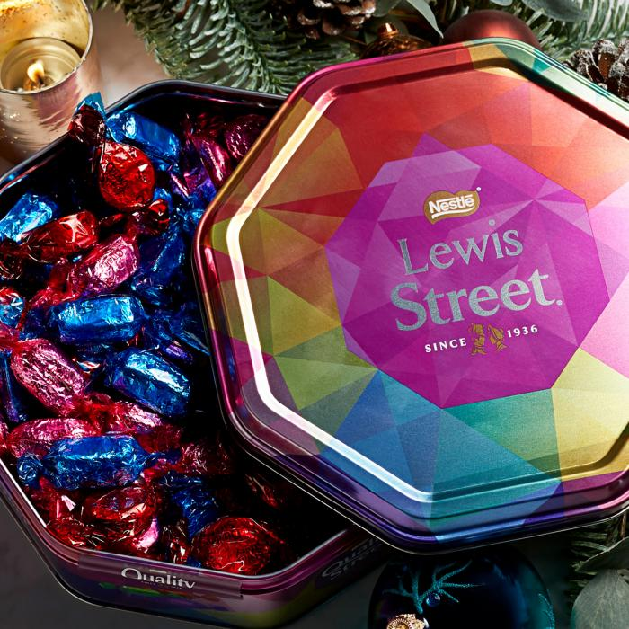 Quality Street, John Lewis & Partners, Bluewater, Kent