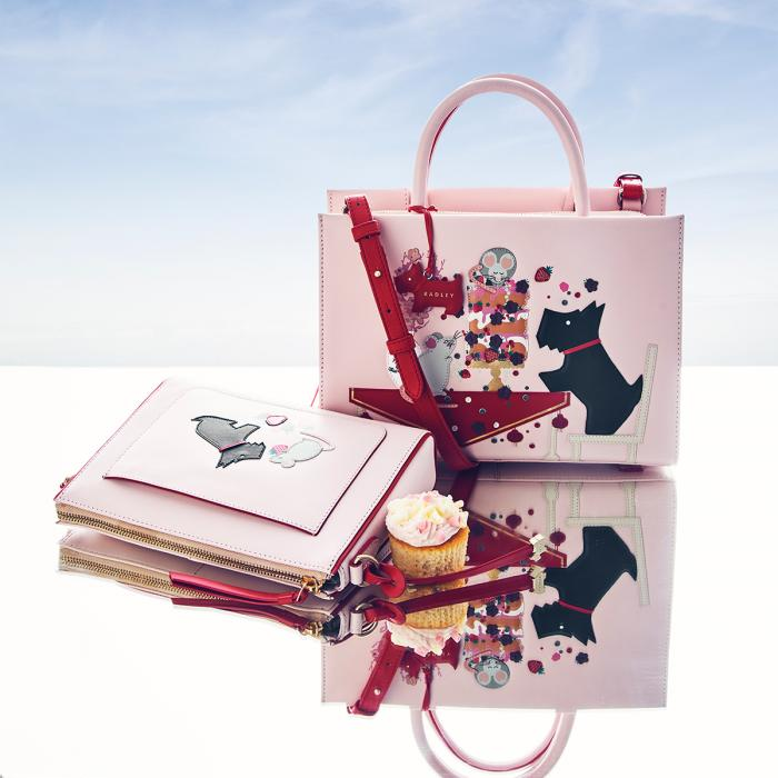 Radley London Chinese New Year collection, Bluewater, Kent