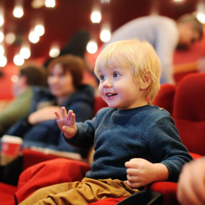 Baby Pictures, Film for Parents at Showcase Cinema, Bluewater, Kent