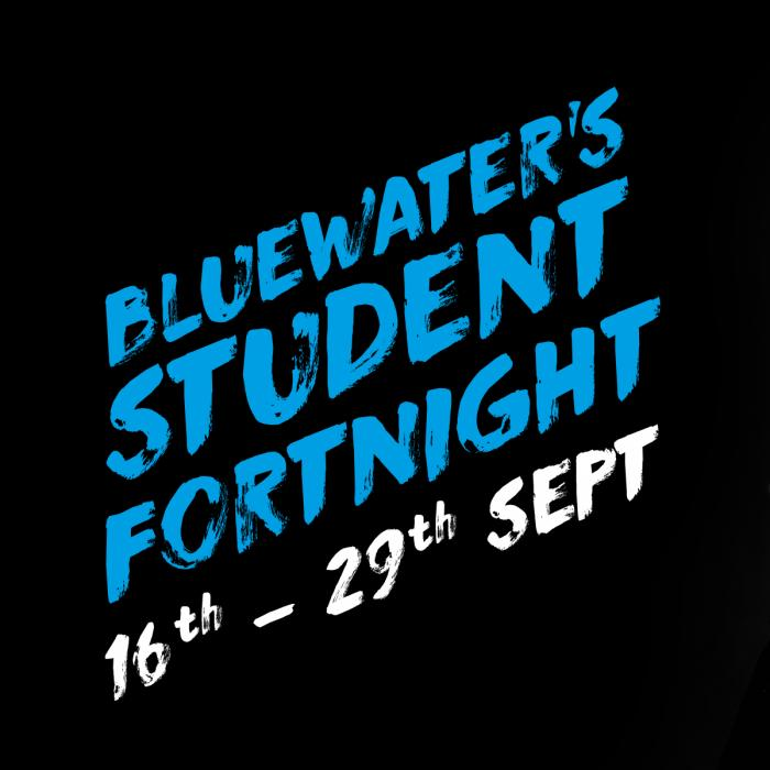 Student Fortnight, Bluewater, Kent