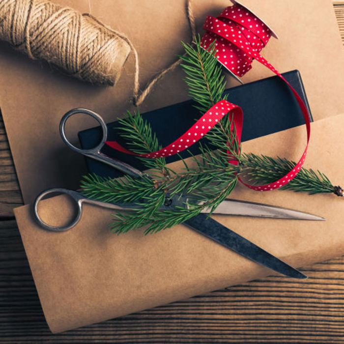 Gift Wrapping at Bluewater, Kent