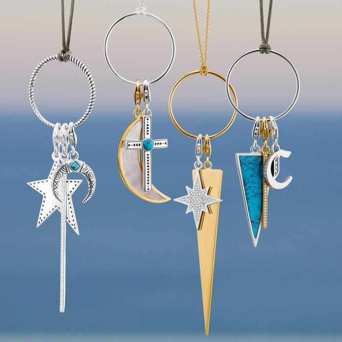 New Generation Charm Club collection, Thomas Sabo, Bluewater