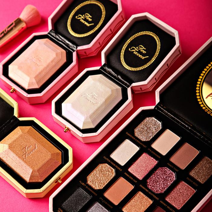 New Collect at Too Faced Cosmetics, Kent, Bluewater