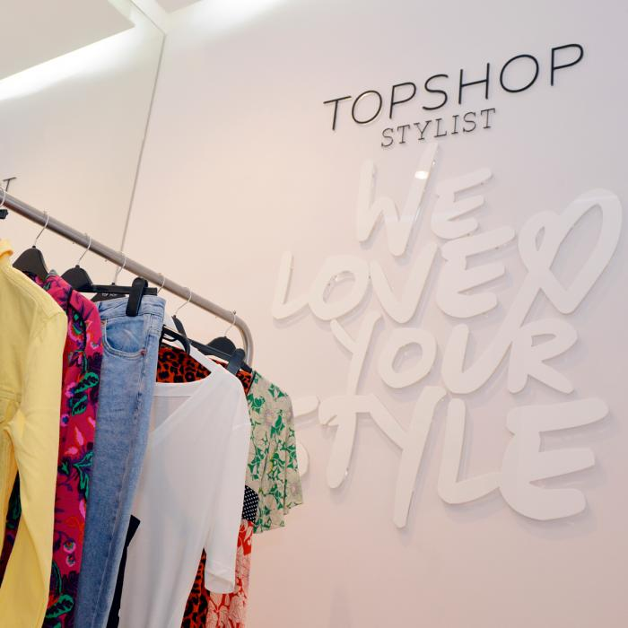 Discover more at TOPSHOP, Bluewater, Kent