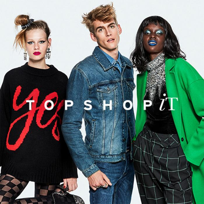 Topshop Topman AW18 campaign, Bluewater, Kent