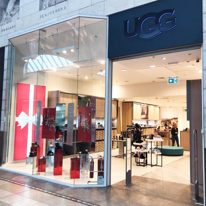 Ugg Store Image, Bluewater, Kent