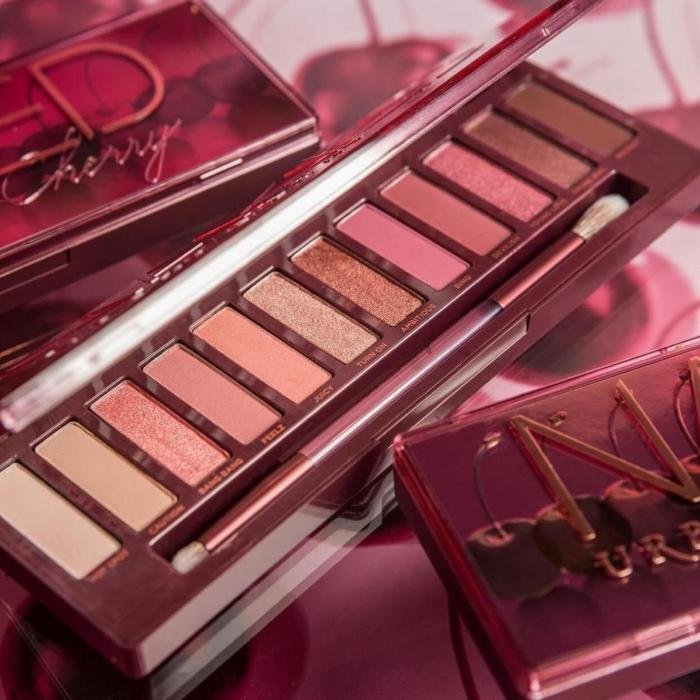 The new Urban Decay Naked palette at House of Fraser, Bluewater, Kent