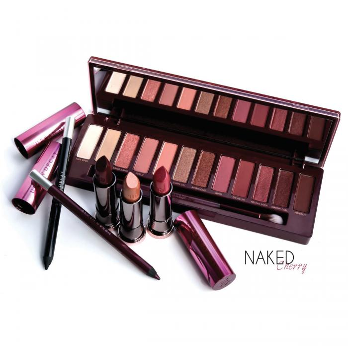 Urban Decay Cherry Palette Masterclass at John Lewis & Partners, Bluewater, Kent