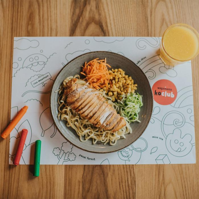 Wagamama Half Term, Bluewater, Kent