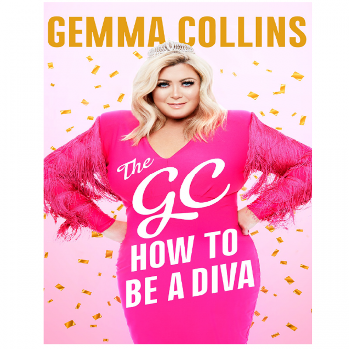 Gemma Collins book signing at WHSmith, Bluewater, Kent
