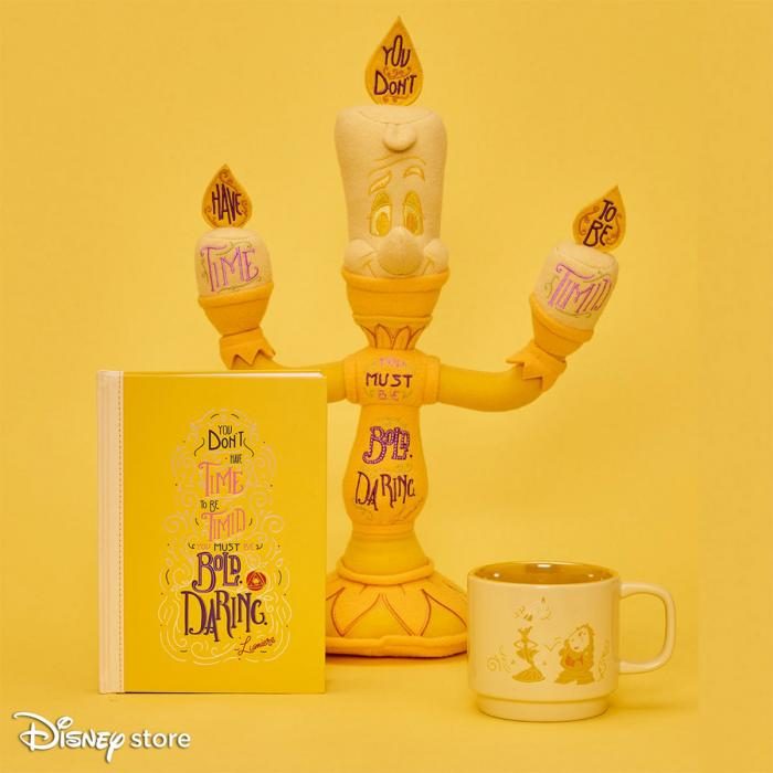 Disney Store's Wisdom Lumiere Collection, Bluewater, Kent