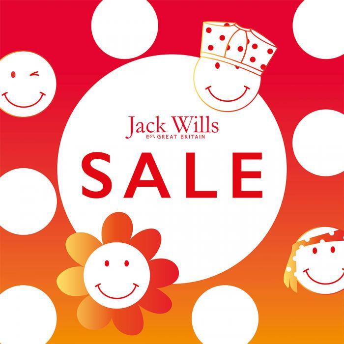 Jack Wills Summer Sale, Bluewater, Kent