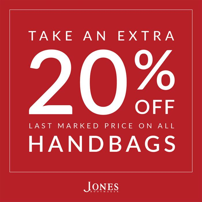 Jones Handbag Offer, Bluewater, Kent