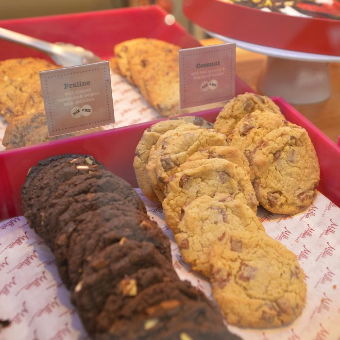 Student Discount at Millie's Cookies, Bluewater, Kent