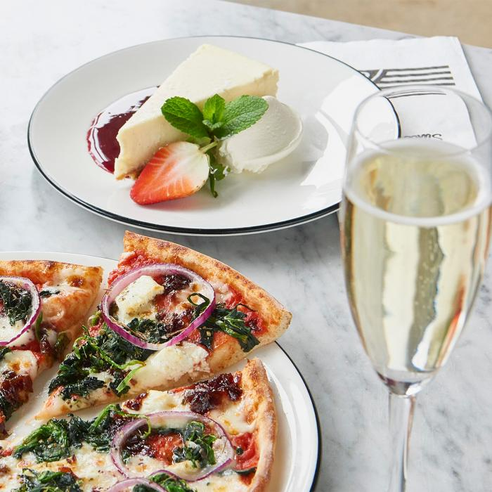 Mother's Day at Pizza Express, Bluewater