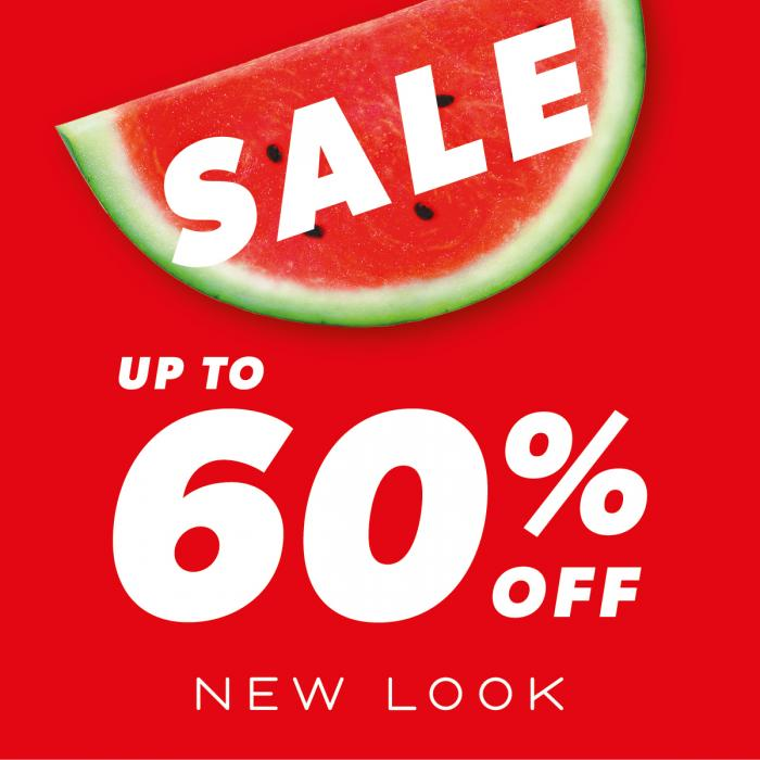 New Look Mid-Season Sale, Bluewater, Kent