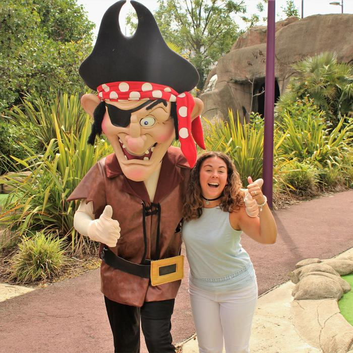 Mums Go Free at Pirate Cove this Mother's Day at Bluewater