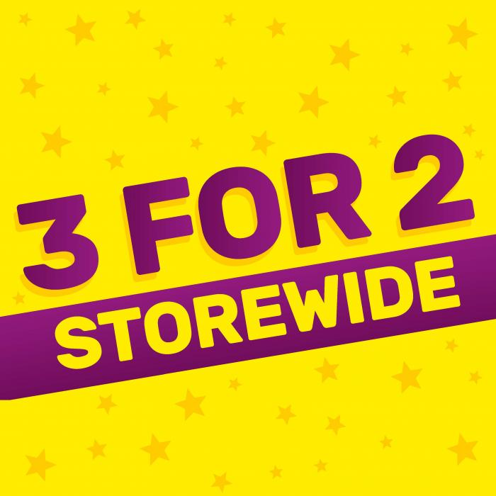 3 For 2 at Smiggle, Kent, Bluewater