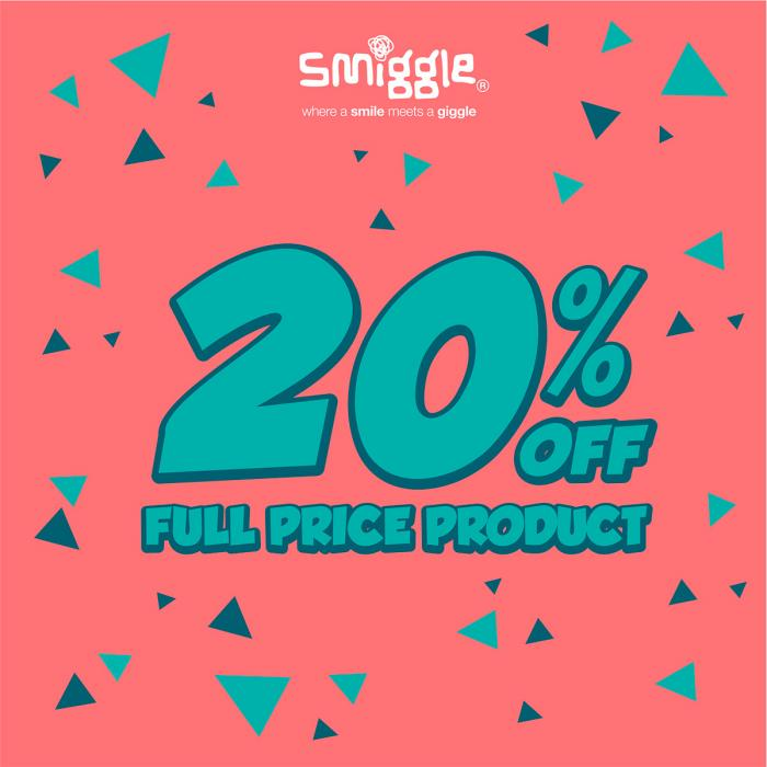 Smiggle Promotion, Bluewater, Kent