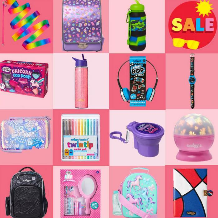 Smiggle Sale, Bluewater, Kent