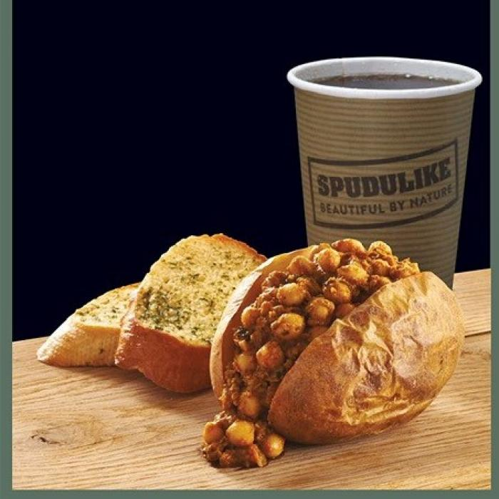 SPUDULIKE Now Open In The Winter Garden, Kent, Bluewater