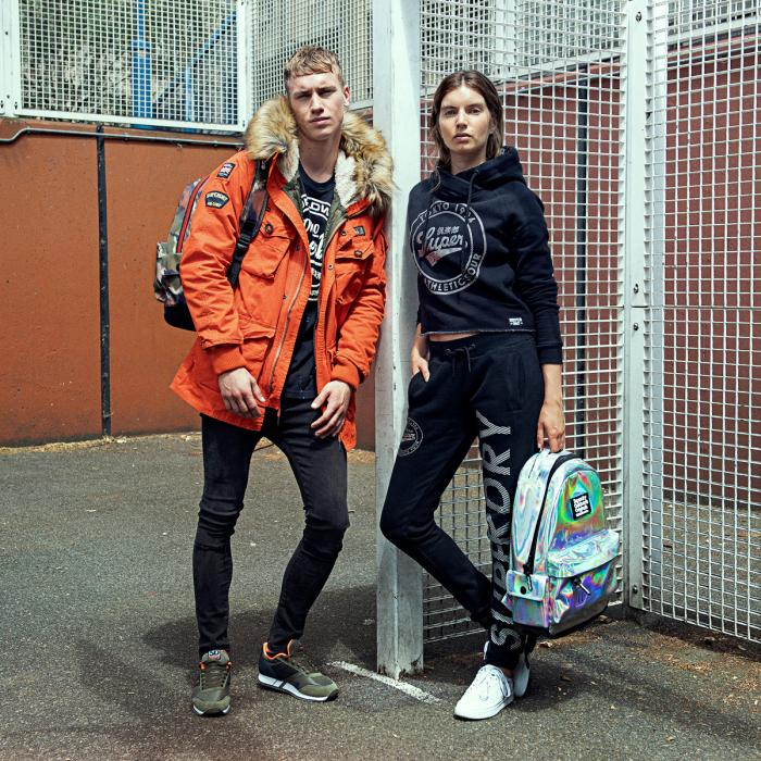 Superdry Student offer, Bluewater, Kent