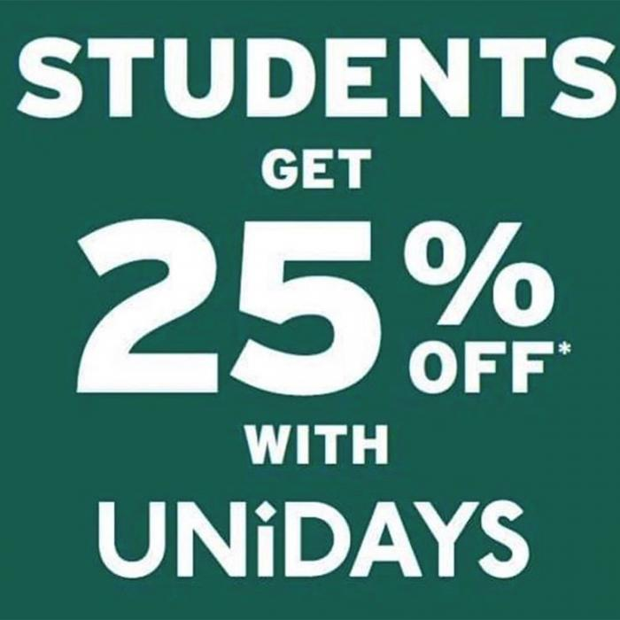 The Body Shop Student Offer, Bluewater, Kent
