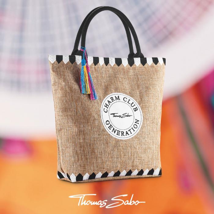 THOMAS SABO: Free Beach Shopper Offer, Bluewater, Kent