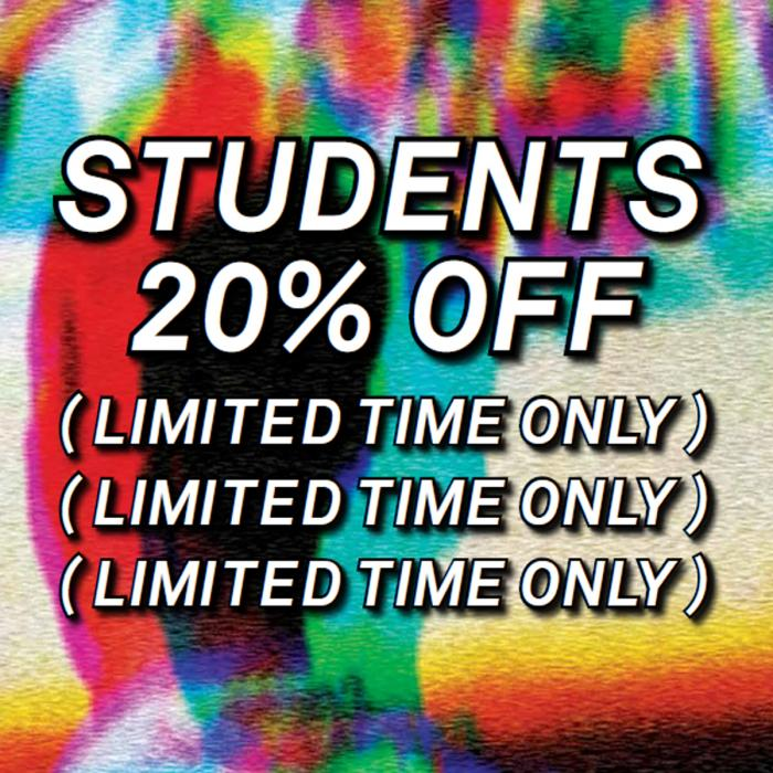 20% off for Students at Topshop & Topman, Bluewater, Kent