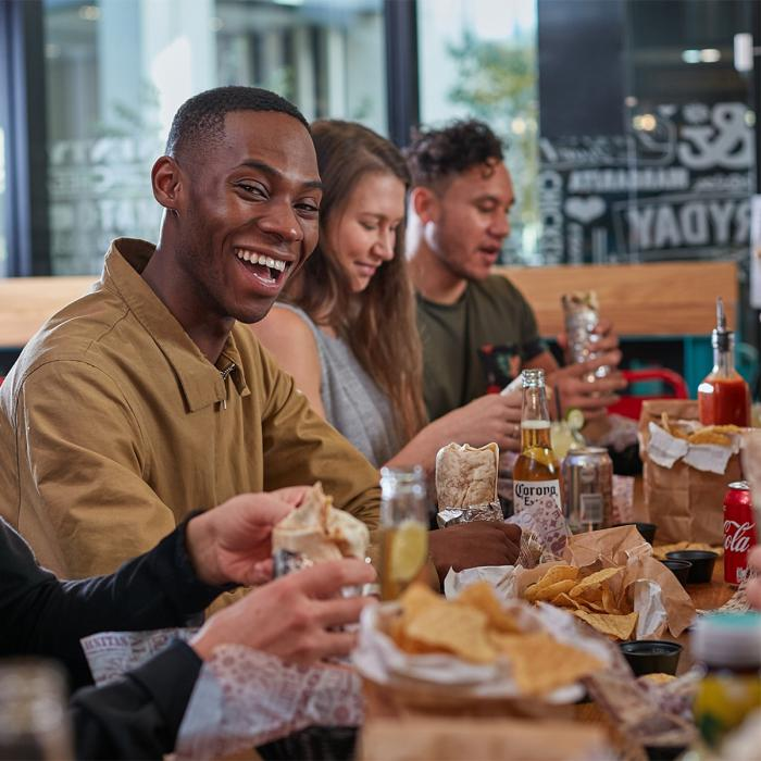 10% Student Discount at Tortilla, Bluewater, Kent