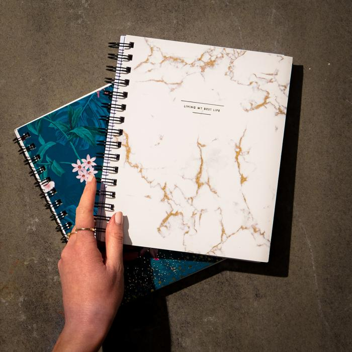 2 for £6 on notebooks at Typo, Bluewater, Kent